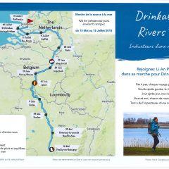 Suivez Li An Phoa le long de la Meuse vosgienne !