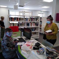 Réouverture des bibliothèques dès le 6 juillet