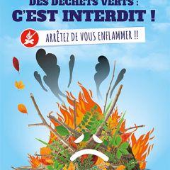 #COVID 19 : gérons nos déchets en respectant l'environnement !