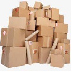 Collecte des cartons annulée