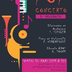 Choisissez votre concert !